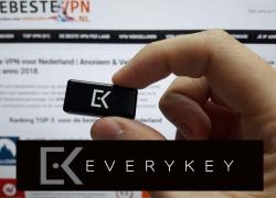 Everykey review | Password manager, geen wachtwoord meer vergeten