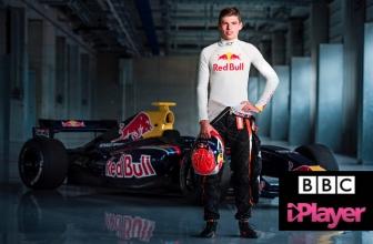 Max Verstappen | Het interview terug kijken op de BBC iPlayer