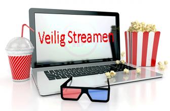 Veilig Streamen | Gebruik een internet van dienst