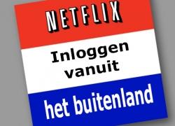 Inloggen in Netflix Nederland | Weinige VPN aanbieders werken vanuit het buitenland