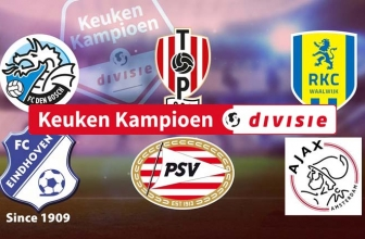 Keuken Kampioen Divisie| Voetbalcompetitie volgen