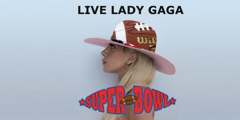 Lady Gaga live | Super Bowl in februari