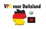 VPN voor Duitsland | Veilig gebruik maken van Torrent, P2P en Youtube