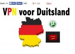VPN voor Duitsland   Veilig gebruik maken van Torrent, P2P en Youtube