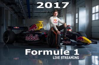 Formule 1 live stream in 2017 | Max Verstappen live