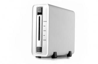 QNAP TS-112P | Eenvoudig en simpel