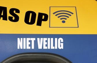 Met VPN ben je veilig | Onveilig Wifi in NS treinen
