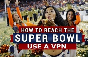 Superbowl in 2019 live kijken is geen probleem met een VPN aanbieder