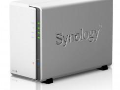 Synology DS215J   Een van de goedkoopste 2-bay versies