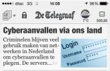 Digitale dreigingen | Malware, spam, phishing, botnets…….