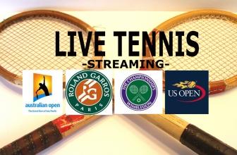 Live tennis streaming | Het grand slam spel schema