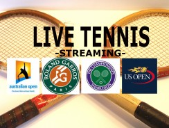 Live tennis streaming | Australian Open, French Open, Wimbledon, US Open het spel schema